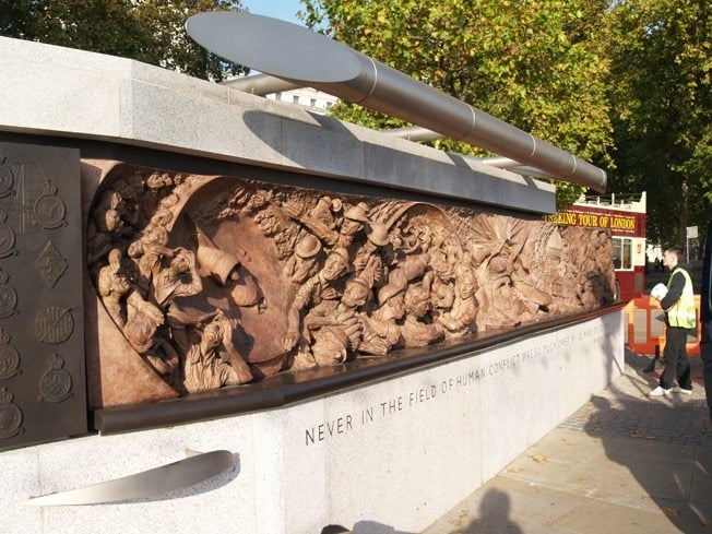 War Memorial Cleaning
