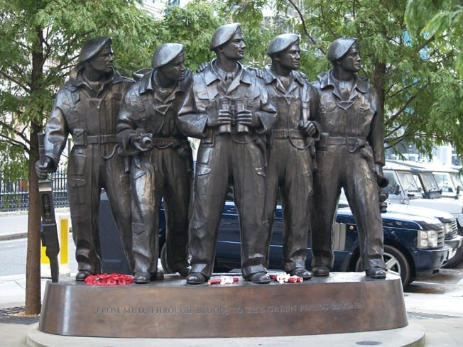 Bronze War Memorial Conservation