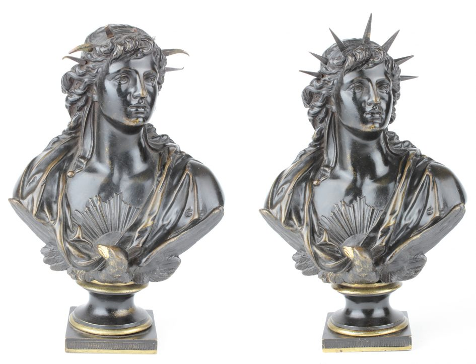 Small Bronze Restoration
