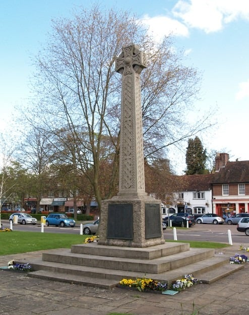 HARPENDEN WAR MEMORIAL