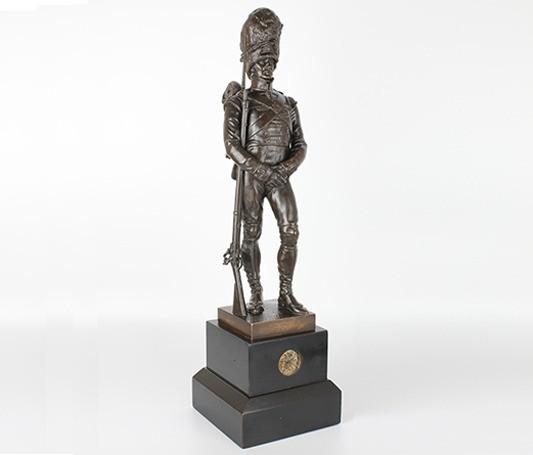 Small Bronze Restoration