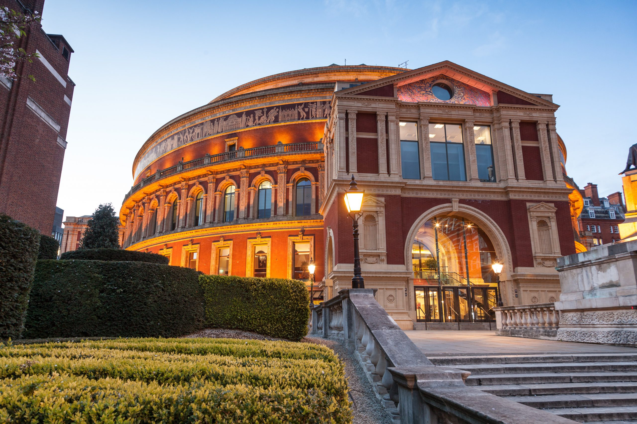 royal albert hall bronze restoration services
